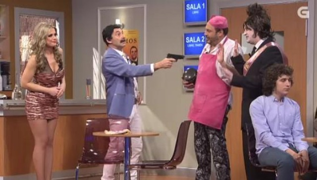 """Os Panchos: """"O indiano"""" - 08/04/2015 22:00"""