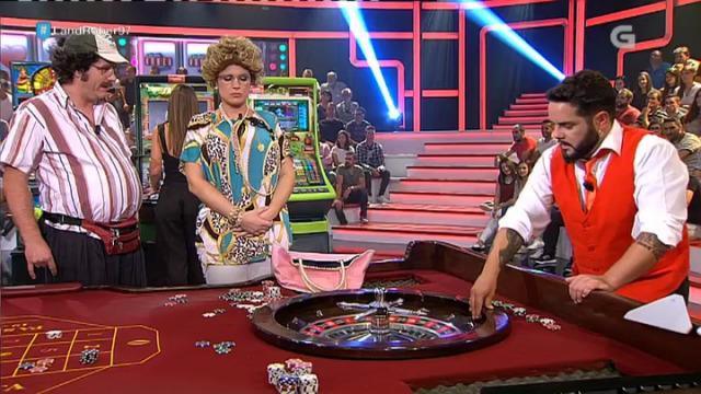 Os xubilados arriscan nas Vegas - 28/09/2017 23:14
