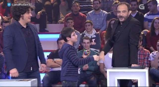 Pablo Romero formúlalle un problema a Roberto Vilar - 03/02/2016 22:00