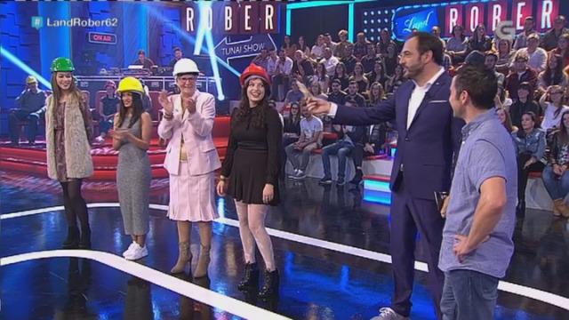 Quen é a mellor vestida? Guillermo levou 100 euros - 26/10/2016 23:15
