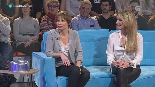 'Quen vés sendo?' con Ana Celia Vázquez e Berta Collado - 09/02/2017 23:40