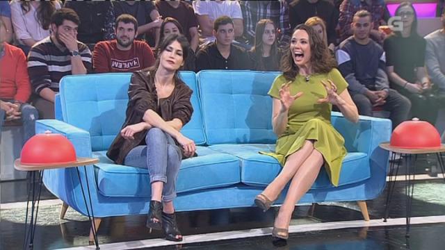'Quen vés sendo?' con Nerea Barros e Iria Sobrado - 16/02/2017 23:59