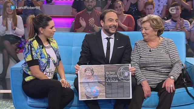 'Quen vés sendo?' con Tania Veiras e a beberaxe máxica - 11/05/2017 23:44