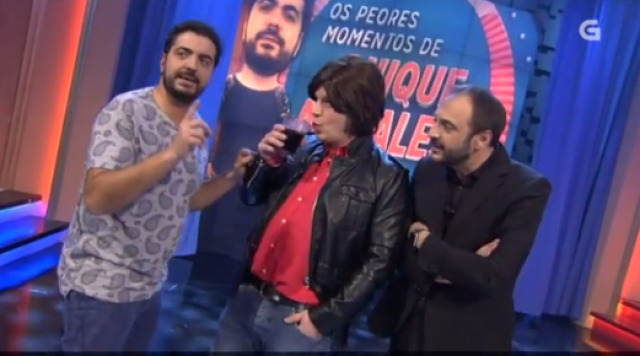 """Quique Morales coñece ao carballés que quería ir a """"Benelmédena"""" - 10/02/2016 22:00"""