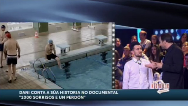 """Mil sorrisos e un perdón"" de Dani e Bruno Nieto (2ª parte) - 28/10/2015 22:00"
