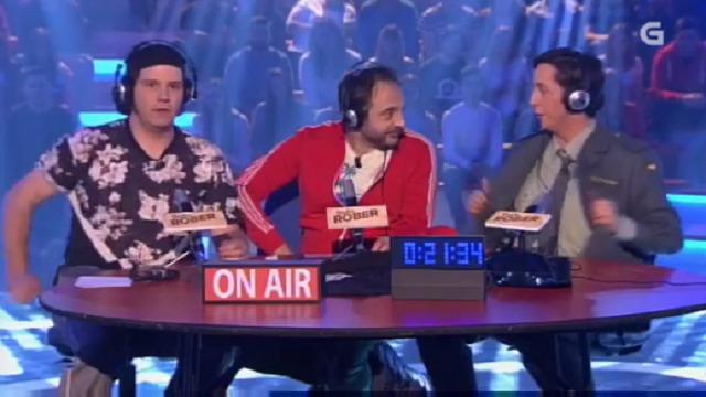 Radio Rober con Fran Nicolás - 27/04/2016 22:00