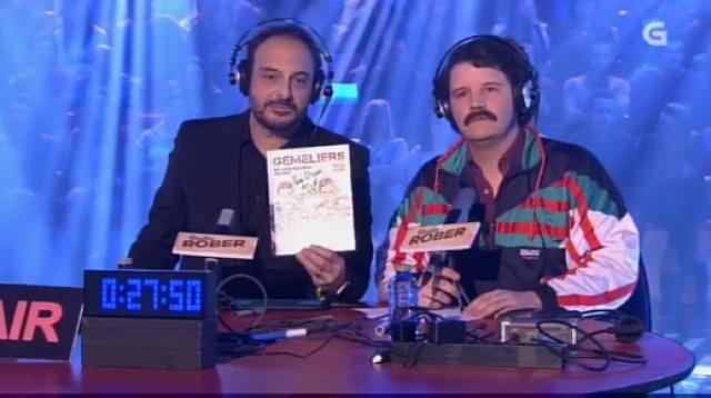 Radio Rober con João Simões - 02/03/2016 22:00
