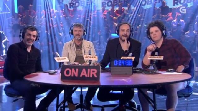 Radio Rober con Luís Iglesia e Xabier Deive - 23/03/2016 22:00