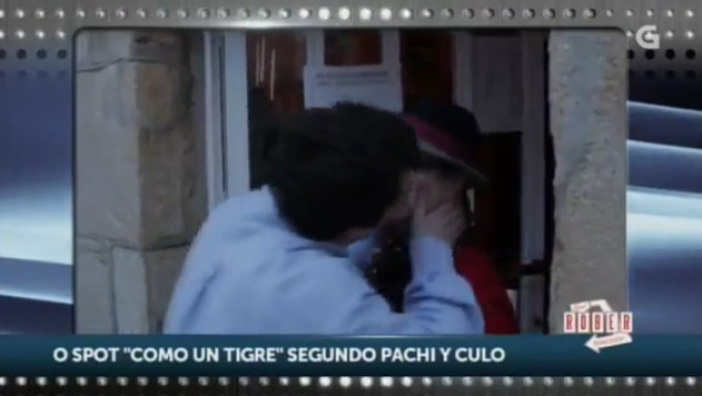 "#RetoPachiCulo Anuncio ""Como un tigre"" - 09/12/2015 22:00"
