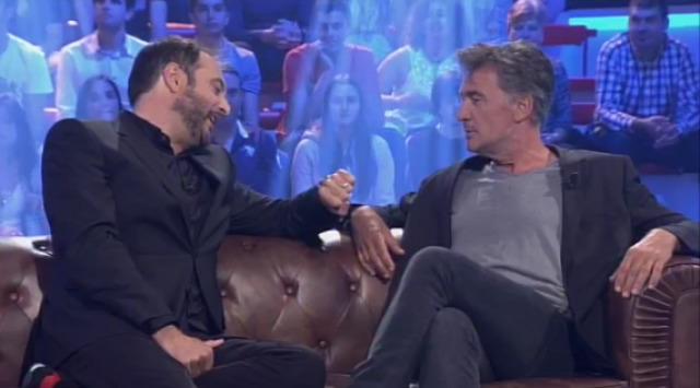 Róber conversa con Francis Lorenzo - 23/09/2015 22:00