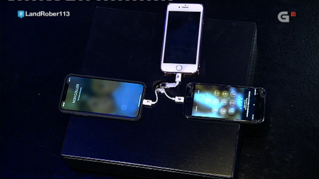 Rober, Touri e Eva estrean xogo: móbiles enriba da mesa e a recibir chamadas - 01/02/2018 23:36
