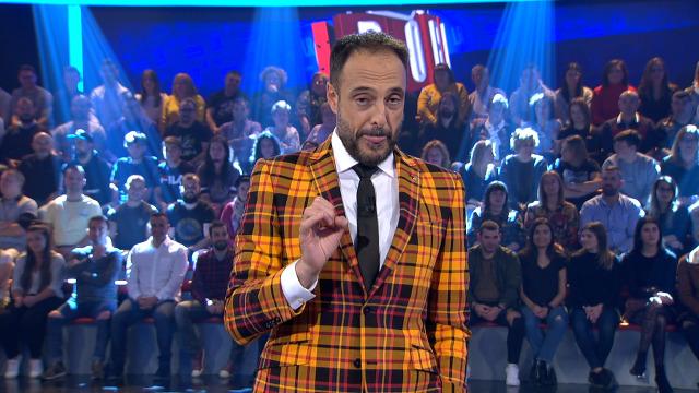 Roberto convida a Antonio Banderas ao programa - 15/11/2019 00:57