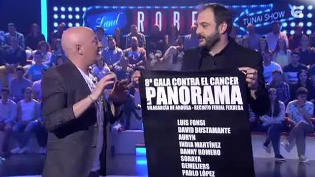 Roberto Vilar, a plantiña e Lito da Panorama - 06/05/2015 22:15