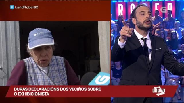 Roberto Vilar analiza a noticia do ano: o exhibicionista de Arteixo - 08/06/2017 22:35