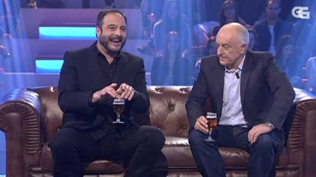 Roberto Vilar conversa con Xosé Ramón Gayoso - 01/04/2015 22:15