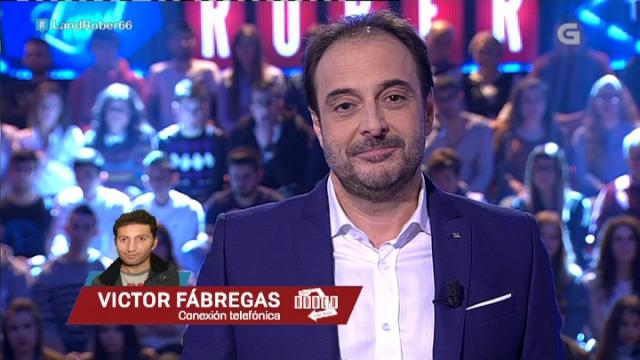 Roberto Vilar e Víctor Fábregas lembran a Dorotea Bárcena - 23/11/2016 22:41