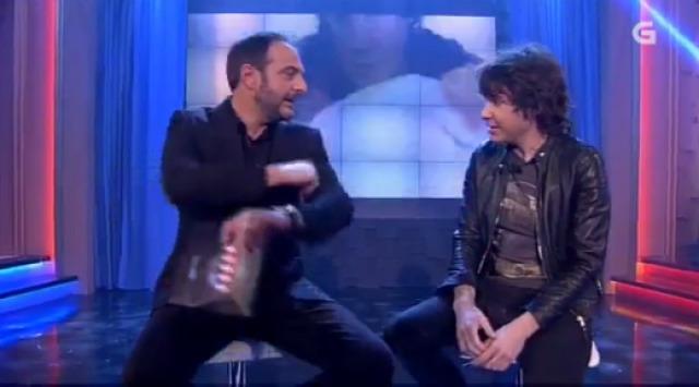 Roberto Vilar entrevista a Mayor Tom - 27/01/2016 22:00