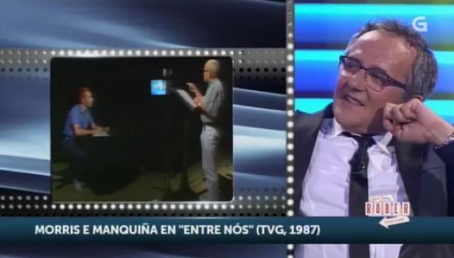Sketch de Manquiña e Morris en 1987 - 09/12/2015 22:00