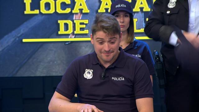 Tola Academia de Policía - 24/10/2019 22:30