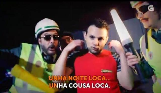 """Videoclip de """"Soplando"""" - 15/04/2015 22:00"""