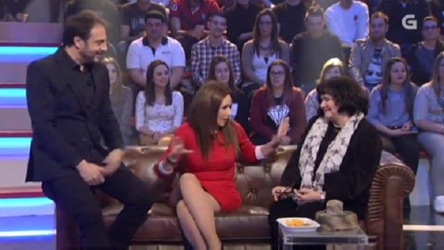 """Xogando a """"De quen vés sendo"""" con Lucía Rodríguez - 23/03/2016 22:00"""
