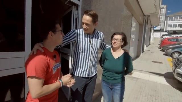 Con Fernando e Román, de Silleda - 28/05/2019 22:45
