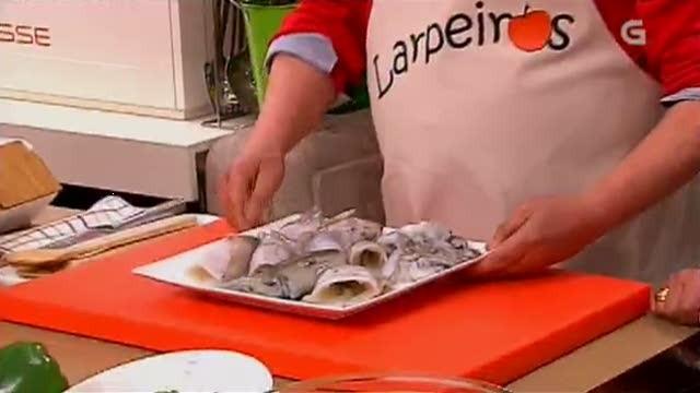 109. Chocos en tinta con patacas - 11/04/2012 22:15