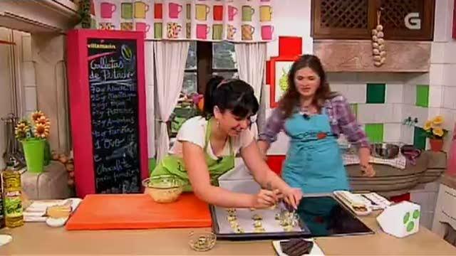 119. Galletas de pistacho e mariñeiras - 11/07/2012 22:15