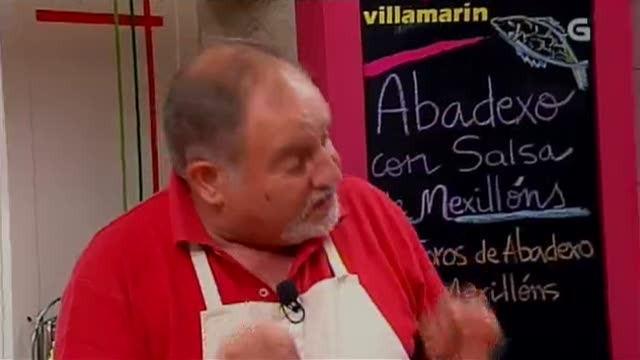 Abadexo en salsa de mexillón - 28/11/2012 22:15