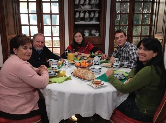 """Arroz con bacallau e coliflor / Pasteliños """"Vexo Vigo, vexo Cangas"""" - 27/03/2014 22:15"""