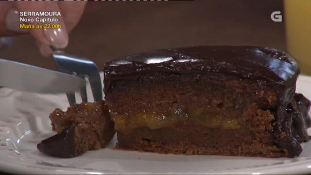 Ben de chocolate e marmelada: Torta Sacher ao xeito dos Larpeiros! - 30/01/2018 22:45