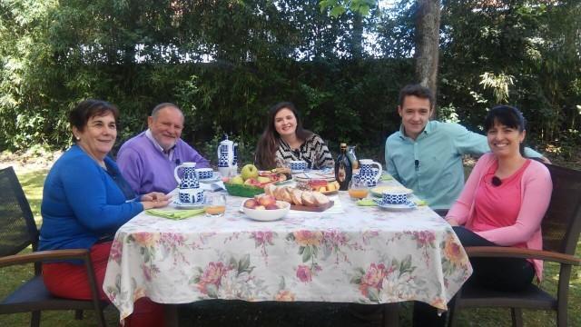 Bocados de peixe e arroz con feixóns / Rosca de xema de A Guarda / Bandullo do Morrazo - 21/05/2015 22:00
