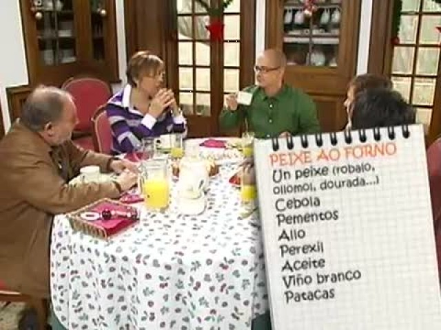 Cap. 12: Un país de percebes - 24/12/2008 22:00
