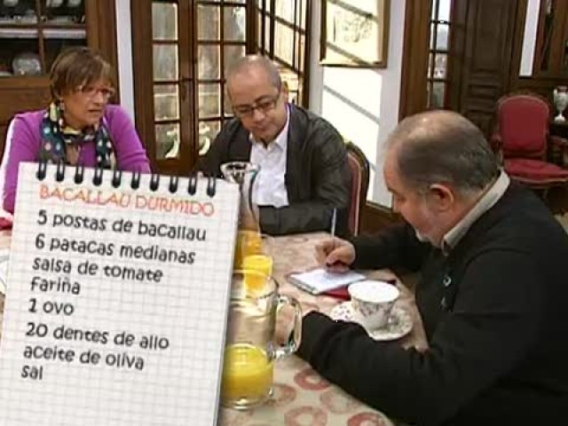 Cap. 19: No país veciño, bacallau, queixo e viño - 25/02/2009 21:57