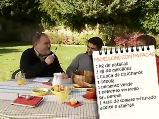 Cap. 2: Pillados nas patacas - 07/07/2008 22:00