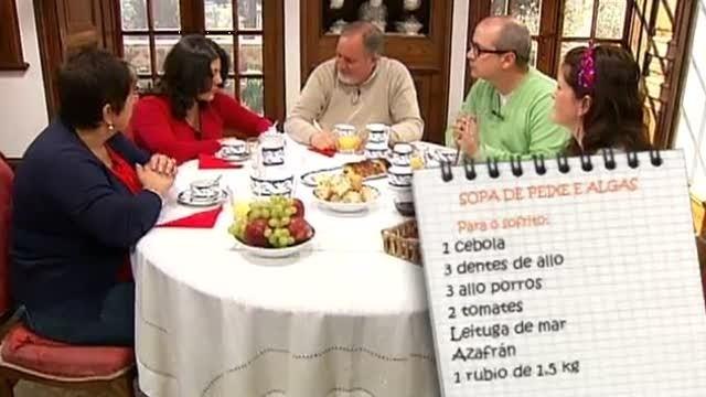 Cap. 81: Peixe e verduras! - 05/07/2011 21:45