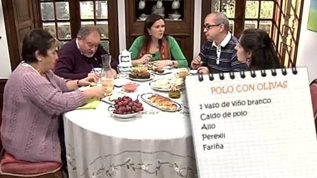 Cap. 84: Viva o aceite de oliva! - 26/07/2011 21:45