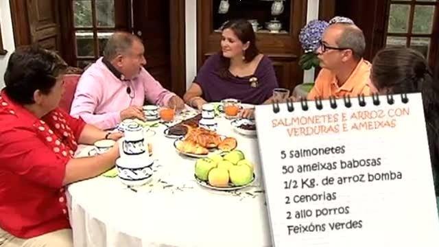 Cap. 93: Planeta salmonete! - 27/09/2011 21:45