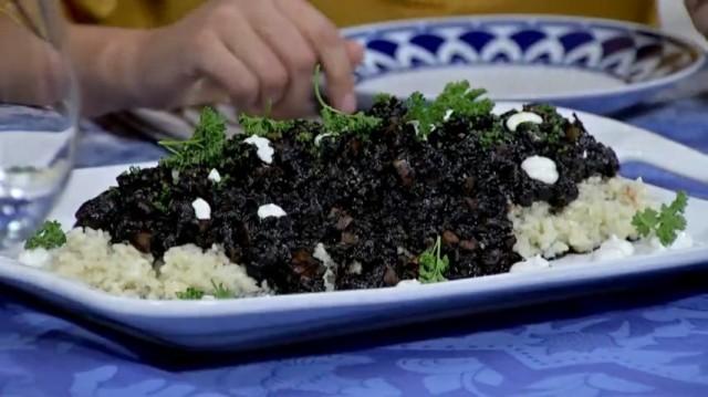 Chocos con arroz e torradas de ameixas - 01/10/2019 22:15