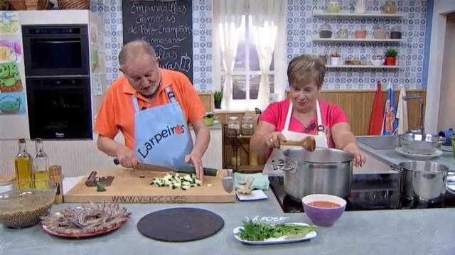 Lentellas con verduras e lagostinos - 26/02/2019 22:00
