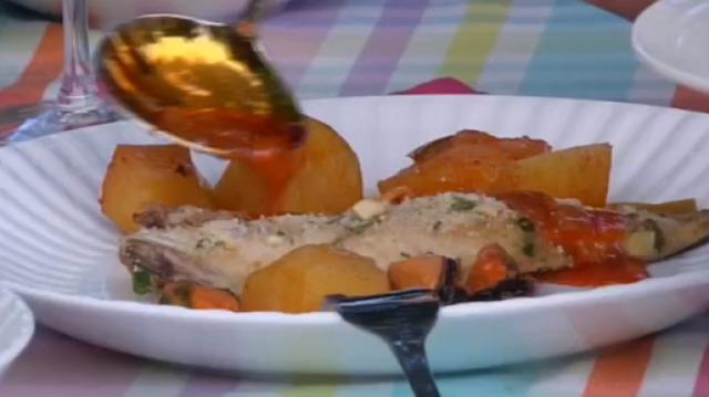 Programa 251: Percebes / Xardas ao forno con patacas e mexillóns / Tatín de pera - 20/07/2015 22:00