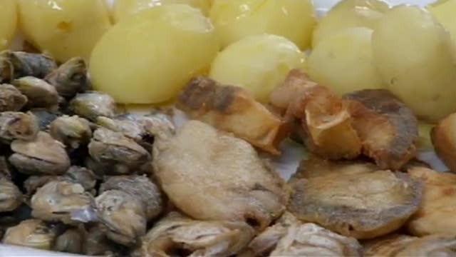 Programa 254: Peixiños fritidos e verduras ao forno - 10/08/2015 22:00