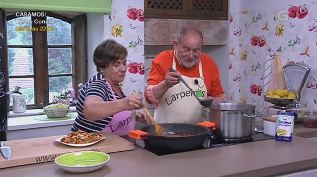 Salpicón de rubio e lagostinos, e fideos con mexillóns - 20/06/2017 22:00