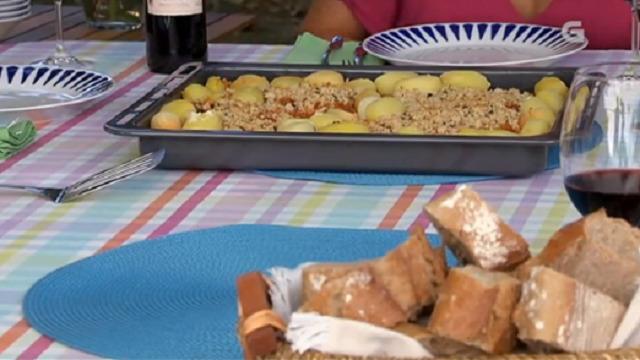 Xurelos con pisto e pan de millo, e empanadiñas-piruletas - 22/11/2016 22:00