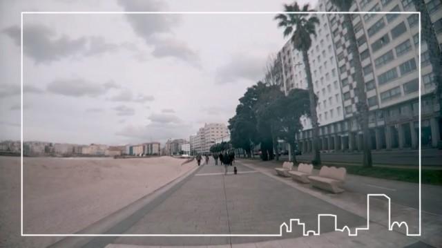 O arsenal militar de Ferrol, a Facultade de Veterinaria de Lugo, un ximnasio en Vigo e os recunchos de película da Coruña - 28/09/2019 19:15