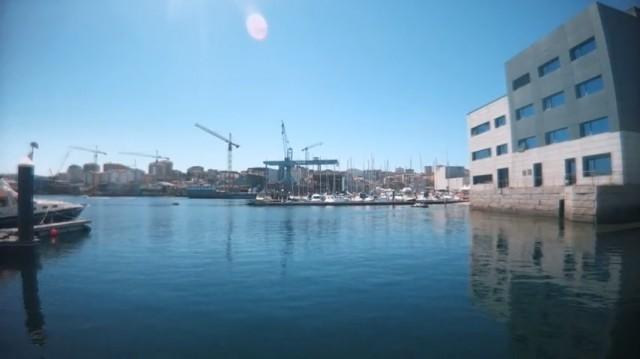 Un gran hotel na Coruña, o liceo marítimo de Bouzas e a Facultade de Belas Artes de Pontevedra - 05/09/2019 00:30