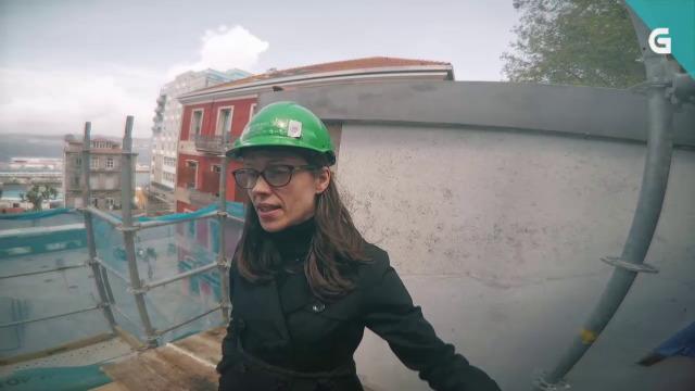 Unha empresa de mensaxería en Santiago, un estudo de arquitectos en Vigo e un viveiro de empresas na Coruña - 14/09/2019 19:15