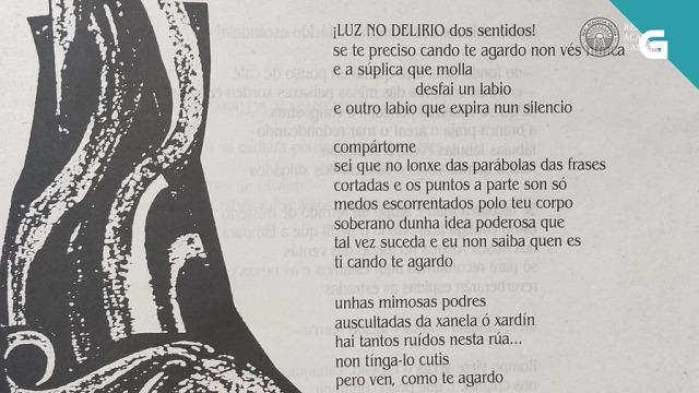Xela Arias. A palabra esgazada (III): Esgazadora de versos - 10/05/2021 14:59