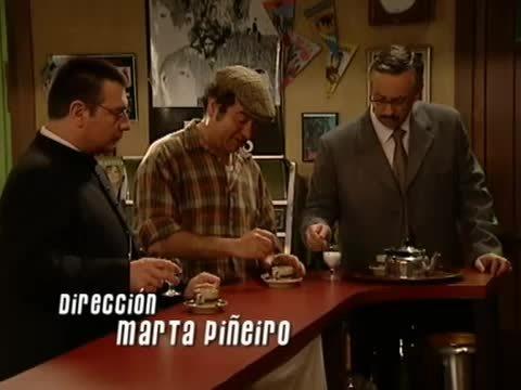 Capítulo 76: Ollos que non ven... - 12/11/2006 22:00