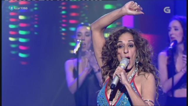 A artista Rosario Flores presenta o álbum 'Gloria a ti', adicado á súa nai - 27/01/2017 22:27